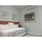 Hermoso piso de 2 dormitorios en suite.