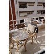 Quinta planta con balcón terraza